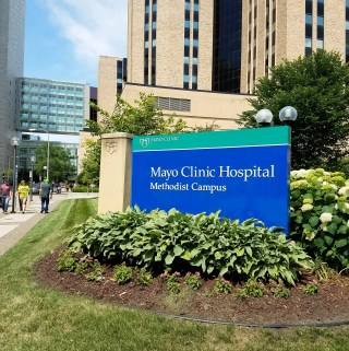Feeling Pooped: Breaking Open Constipation at the Mayo Clinic
