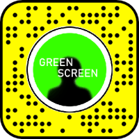 Green Screen Snapchat Lens & Filter