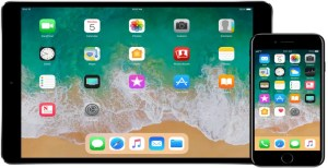 Apple ios 11 beta