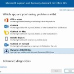 Microsoft Office Tool helps administrators to fix problems experienced by the Office Application
