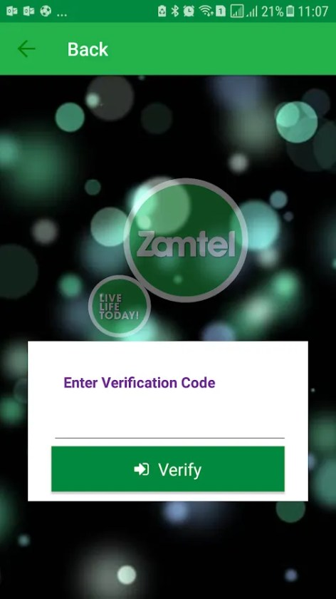 Zamtel Connect One Stop Shop App for Zamtel Subscribers 1