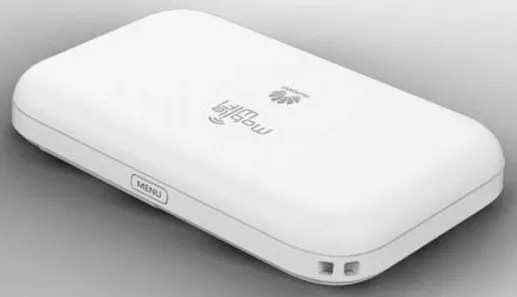 Huawei portable mobile wifi router