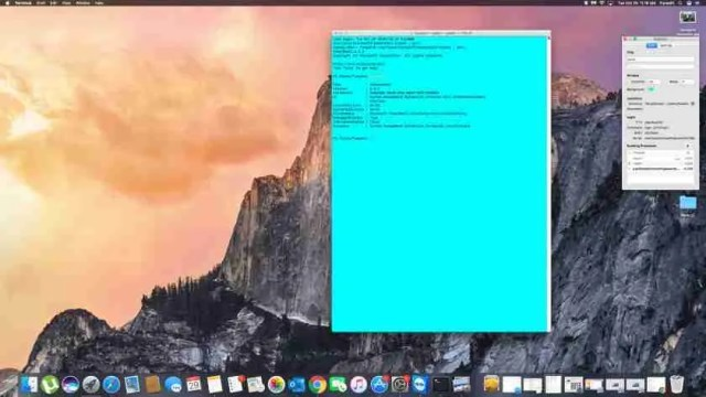 How to install Powershell on macOS