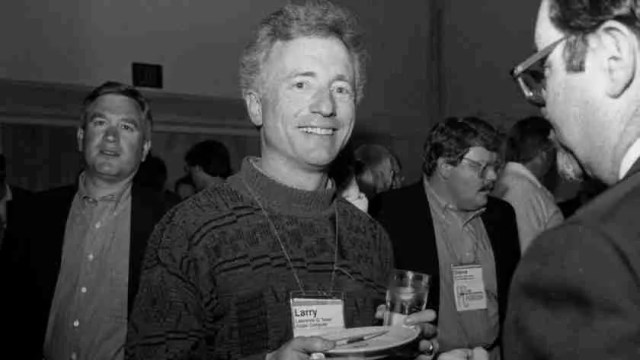 Lawrence Gordon Tesler (April 24, 1945 – February 16, 2020)