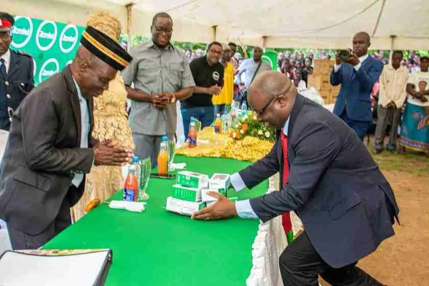 Zamtel erects 658 new sites countrywide 4