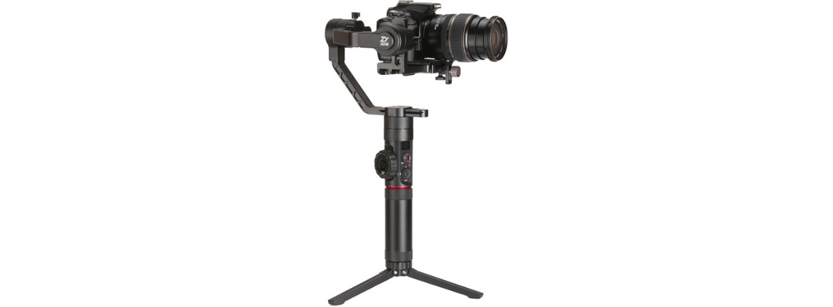 Zhiyun-Tech Crane-2 3-Axis Stabilizer with Follow Focus