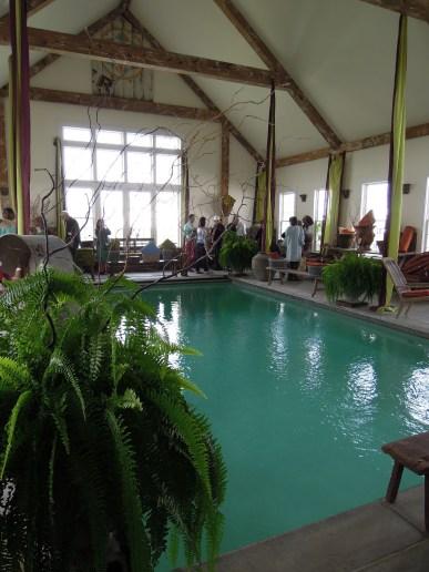 Pool at Lion Rock
