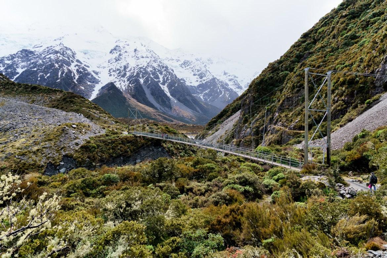 Mount Cook bridge -1