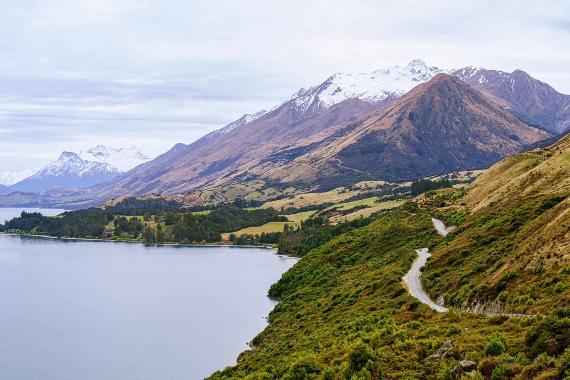 Road to Glenorchy-1