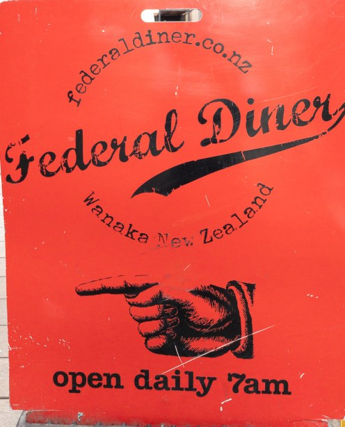 Wanaka Federal Diner-1