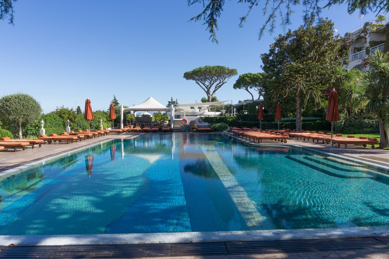 Capri Palace pool-1