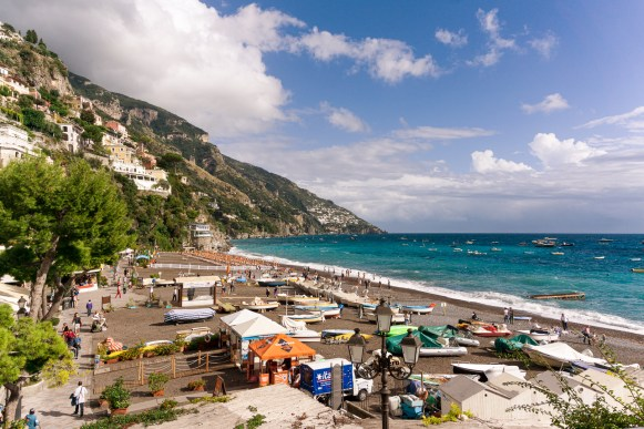Positano beach-1