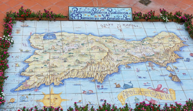 Capri Map-1