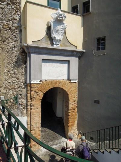 Capri funicular-1