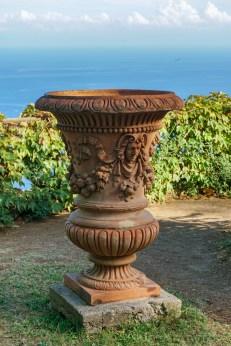 Rose Garden Urn