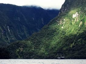 on the Doubtful Sound