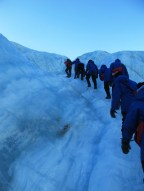 exploring the ice