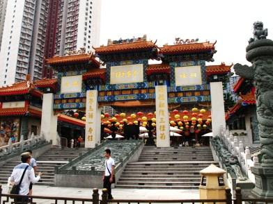 the wong tai sin temple