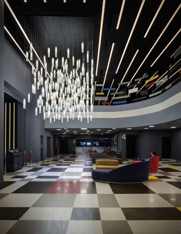 Commercial Lobby Lighting Chandeliers