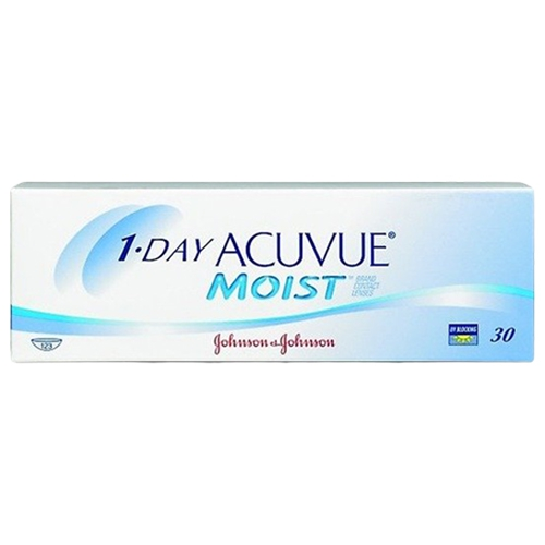 1 Day Acuvue Moist Lens Fiyat, günlük lensler