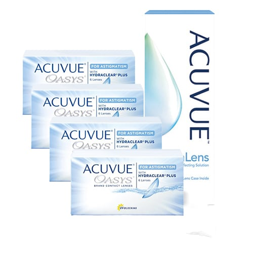 acuvue oasys for astigmatism set