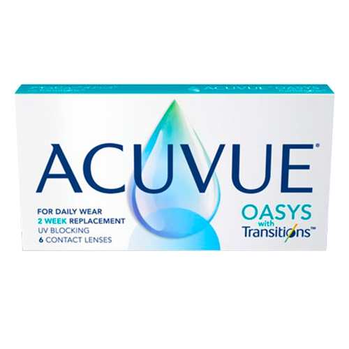 Acuvue Oasys With Transitions lens fiyatı