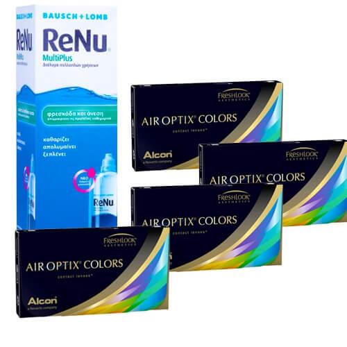 air optix colors numaralı kampanya