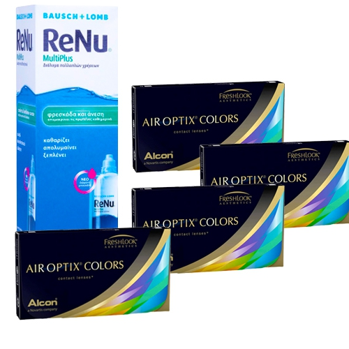 air optix colors numaralı kampanya