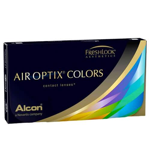 Air Optix Colors numaralı, renkli lens al, renkli numaralı lens, Air optix Lens Renkleri