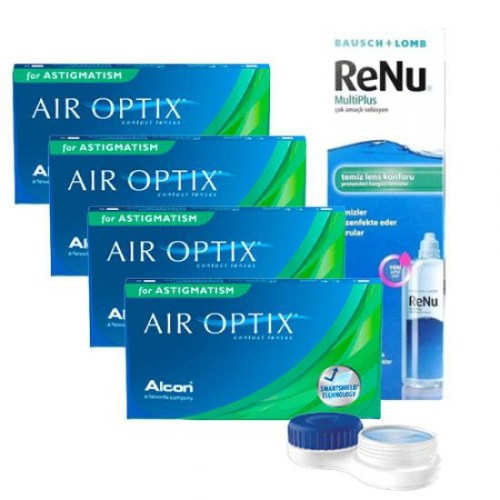 Air Optix For Astigmatism Kampanya