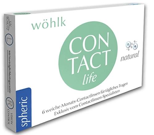 contact life