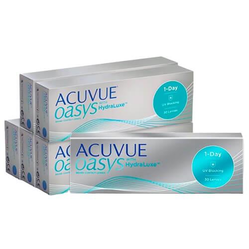 acuvue oasys 1 day kampanya