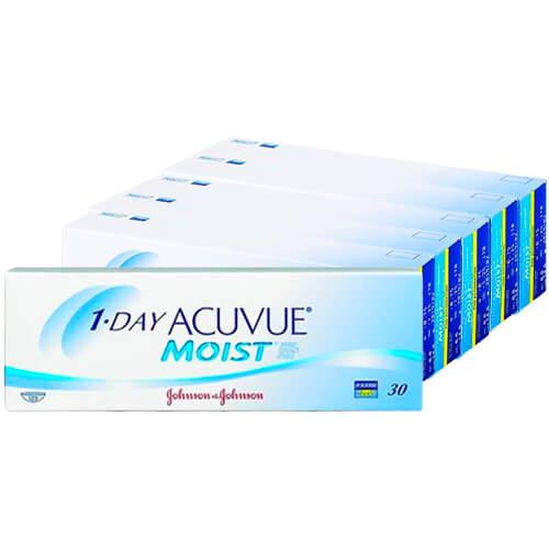 acuvue moist 1 day 6 kutu