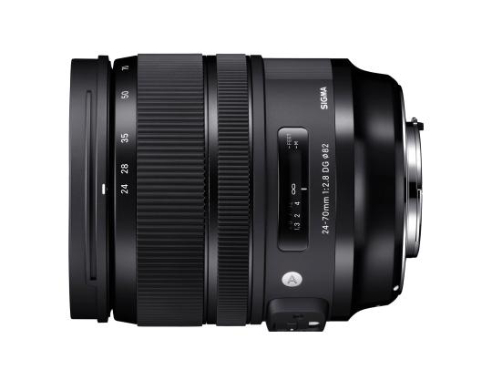 Hire a Sigma 24-70mm F2.8 DG OS HSM Art - Nikon Fit Lens | Rent one Today | Lens Pimp