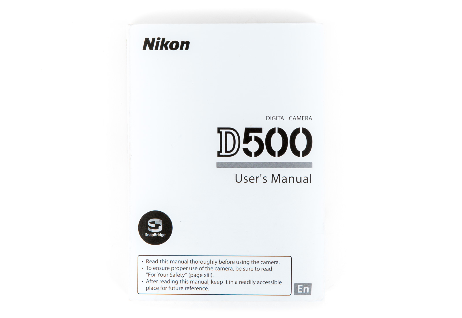 Rent a Nikon D500 at LensProToGo.com