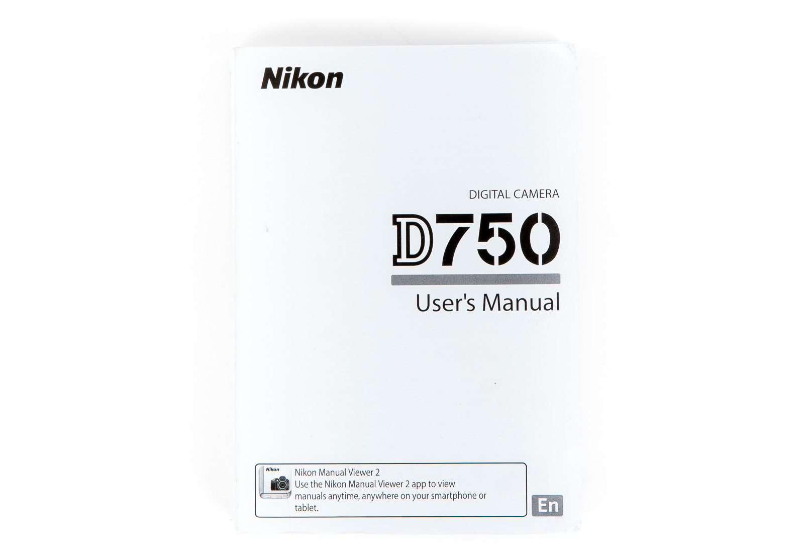Rent a Nikon D750 at LensProToGo.com