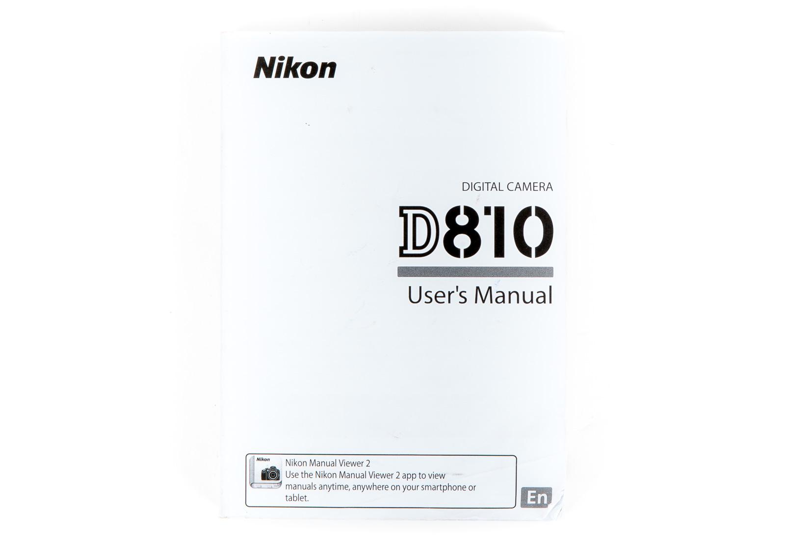 Rent a Nikon D810 at LensProToGo.com