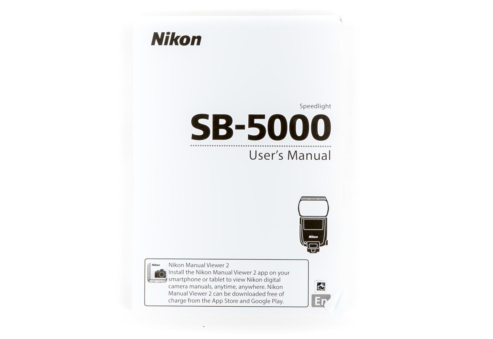 Nikon sb 22 manual