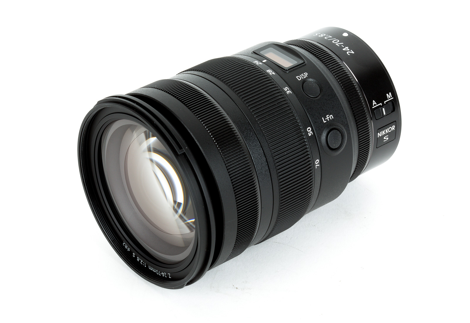 Rent a Nikon Z 24-70mm f/2.8 S at LensProToGo.com