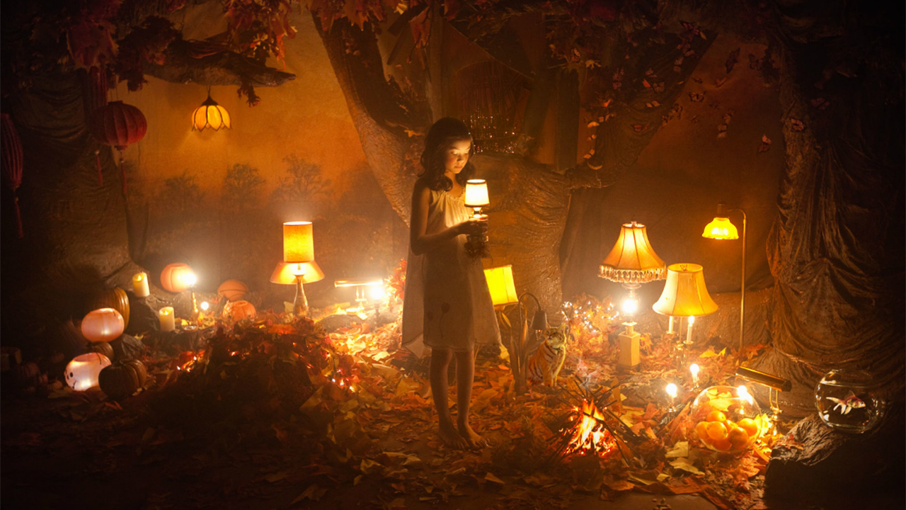 Adrien Broom Project Orange Amp The Enchanted Forest