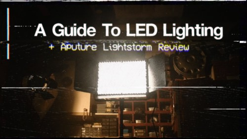small resolution of led lighting guide aputure ls1s led light panel review lensvid comlensvid com