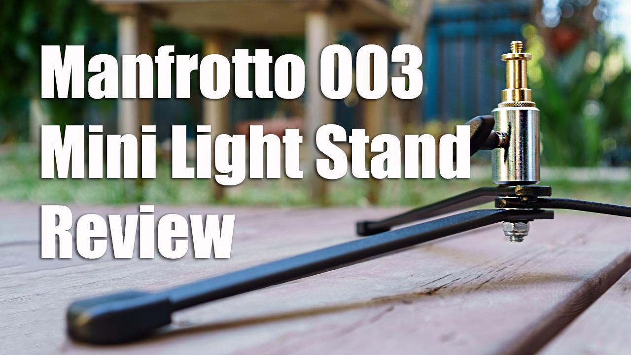 Manfrotto Art 005 Lighting Stand