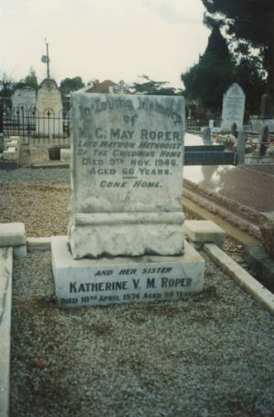 M.C.MayRoperKatherineRopergravestone1974LF1