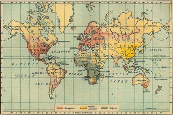 Peta Dunia