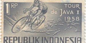 Tour de Java Pertama 1958