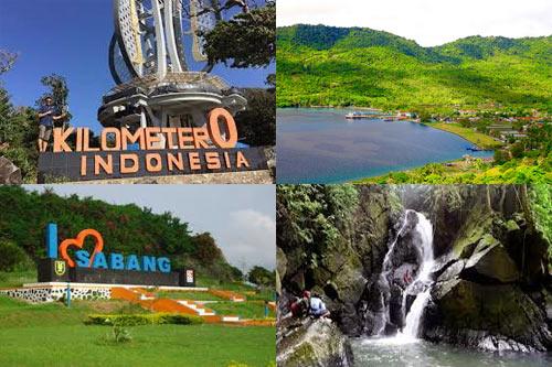 wisata sabang -Aceh
