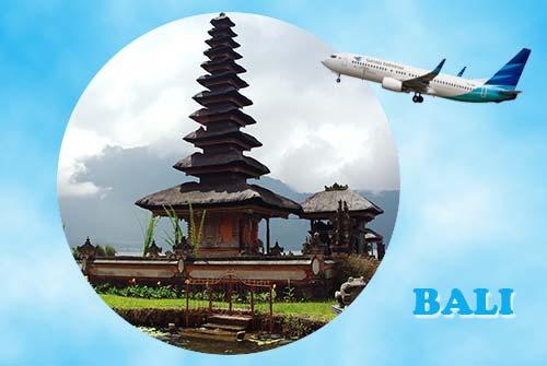Pesawat ke Bali