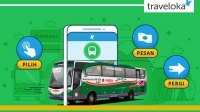 Tiket Bus Traveloka
