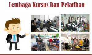 Lembaga Kursus Dan Pelatihan