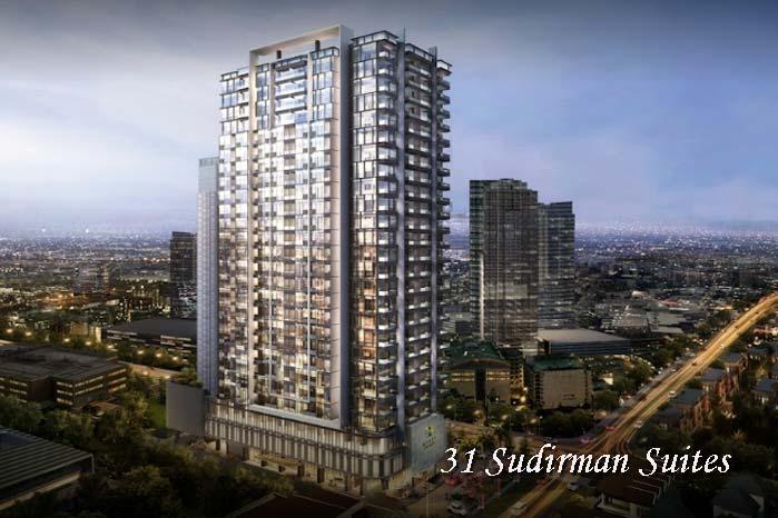Apartemen Sudirman Suites Makassar